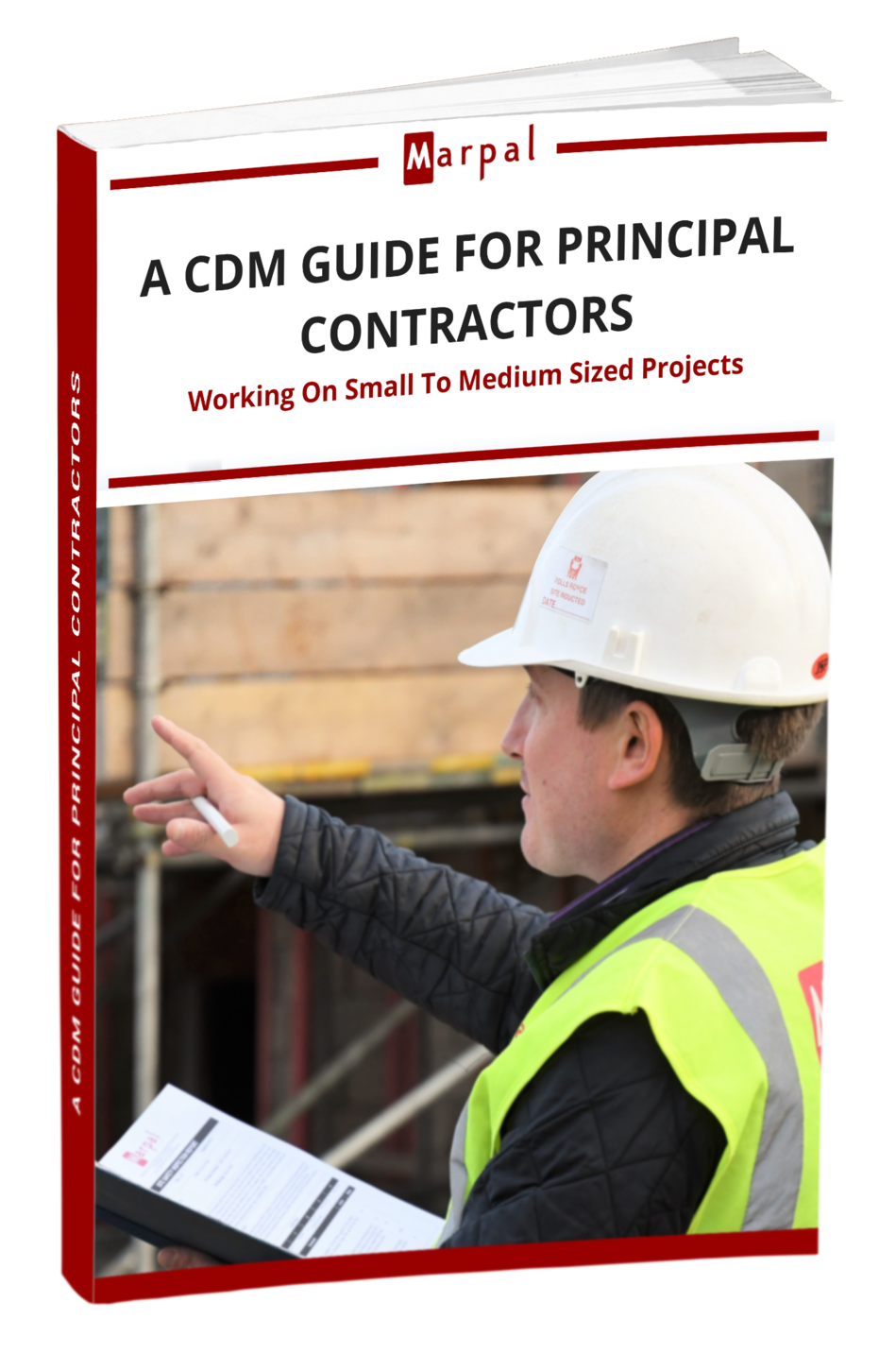 A CDM Guide For Principal Contractors